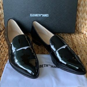 NIB Elizabeth & James Patent Leather Flats